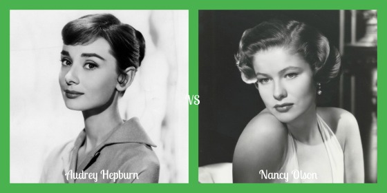 Audrey and Nancy