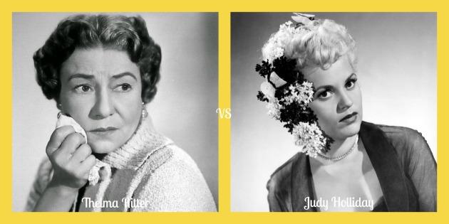 thelma vs Judy