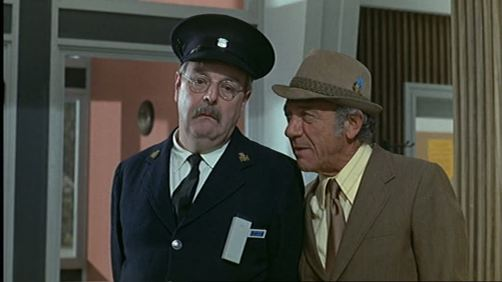 Derek Francis in Carry On Matron